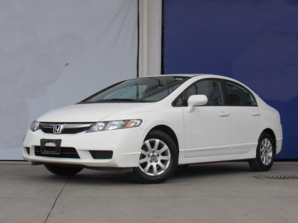 Auto Honda Civic EX Automático