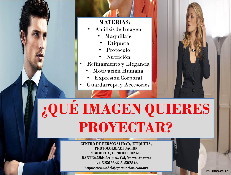 IMAGEN PERSONALIDAD ETIQUETA ELEGANCIA PROTOCOLO Y TENDRÁS EXITO ASEGURADO