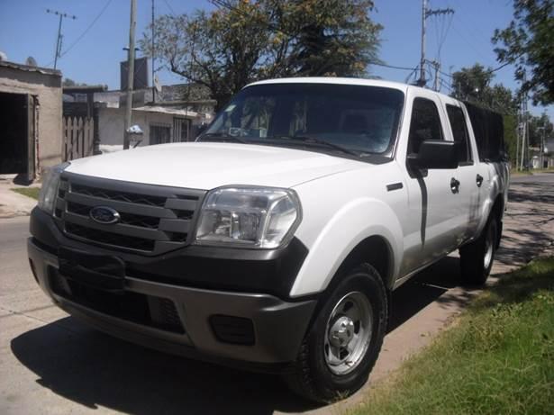 Ford Ranger Doble Cabina 2013