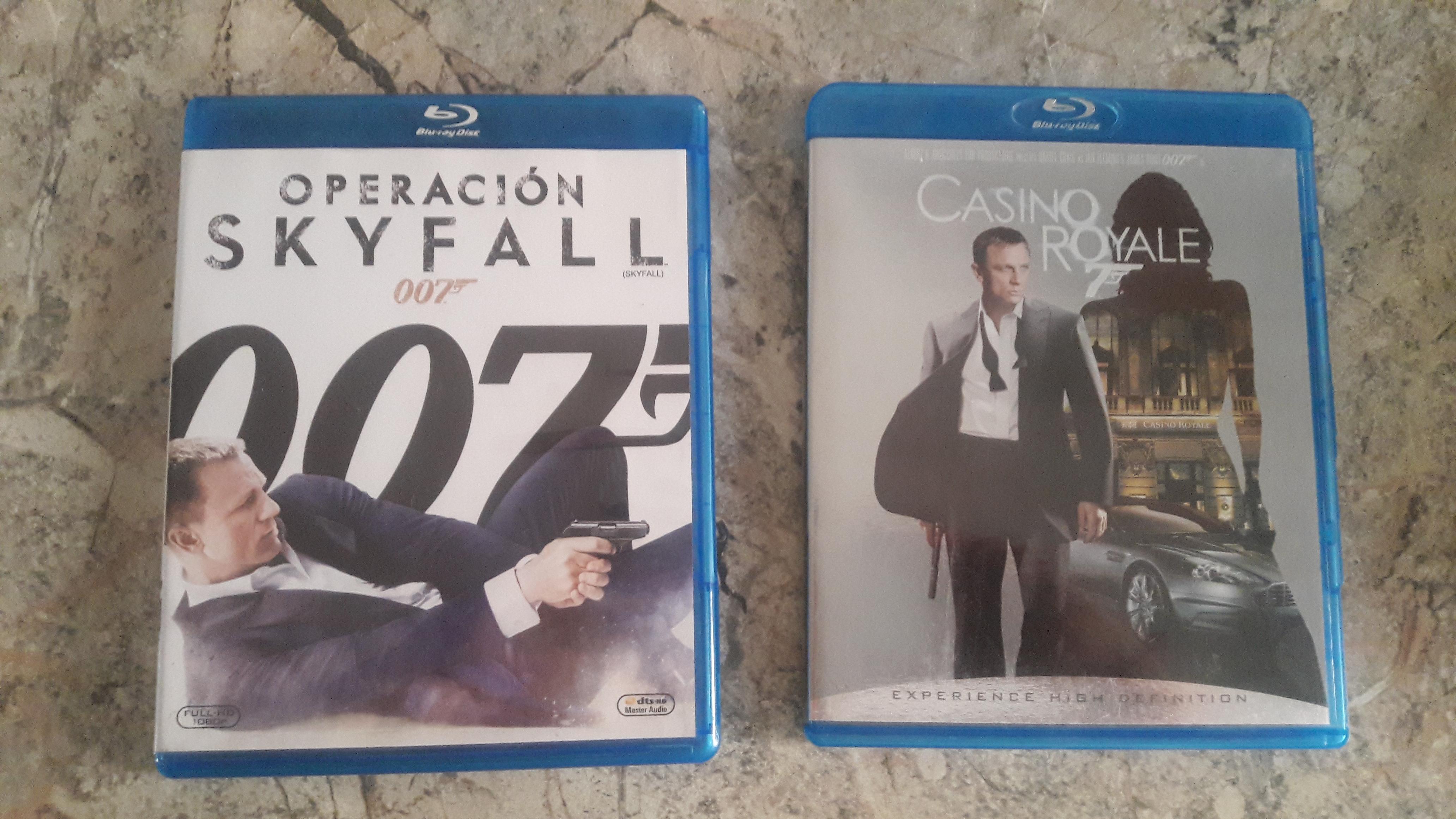 007 BluRay