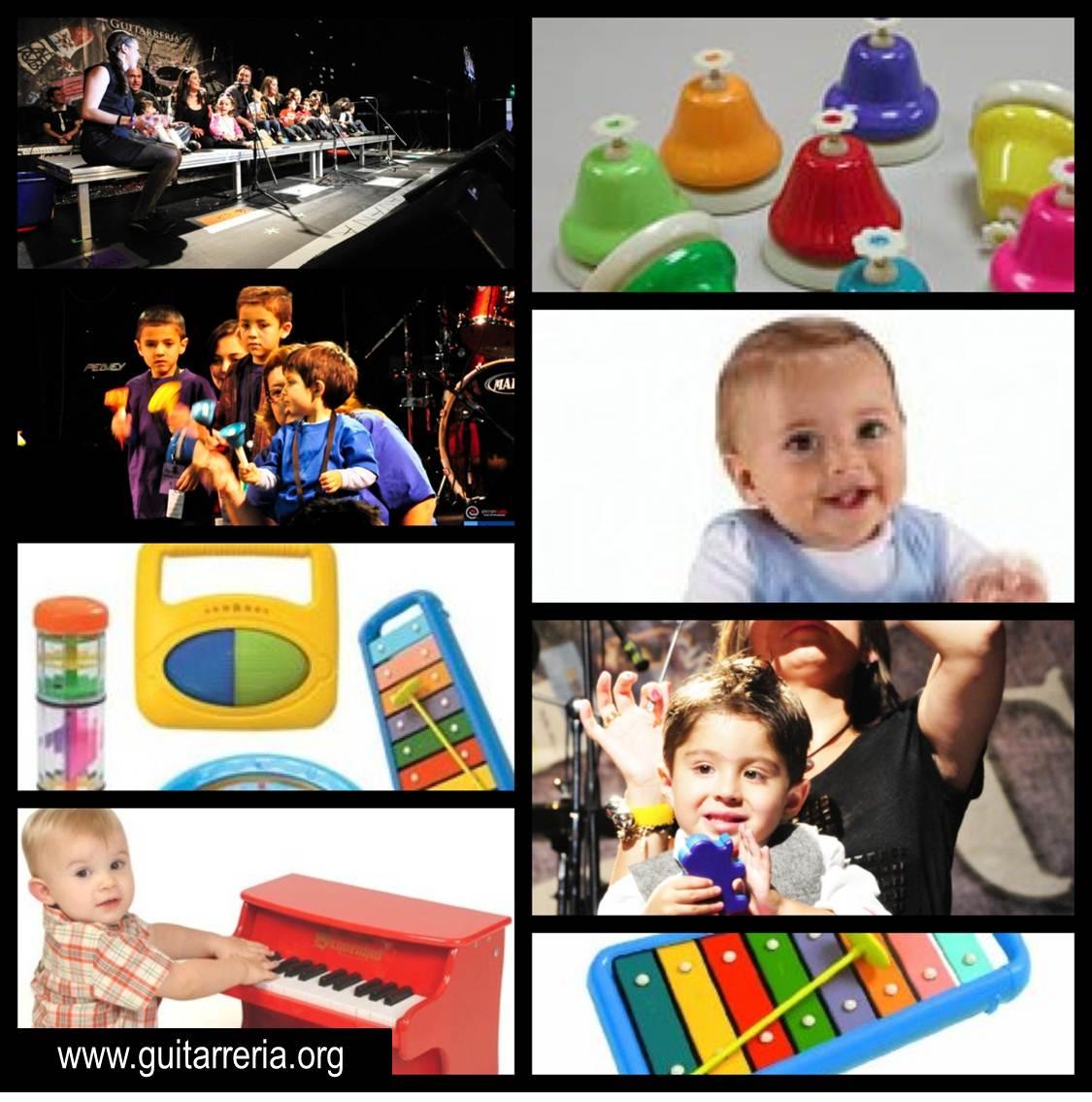 Clases de música para bebés en Satélite, Naucalpan. Escuela De Música y Artes Genesys