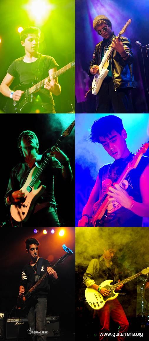 Clases y Cursos de Guitarra Eléctrica en Satélite, Naucalpan. Escuela De Música y Artes Génesys
