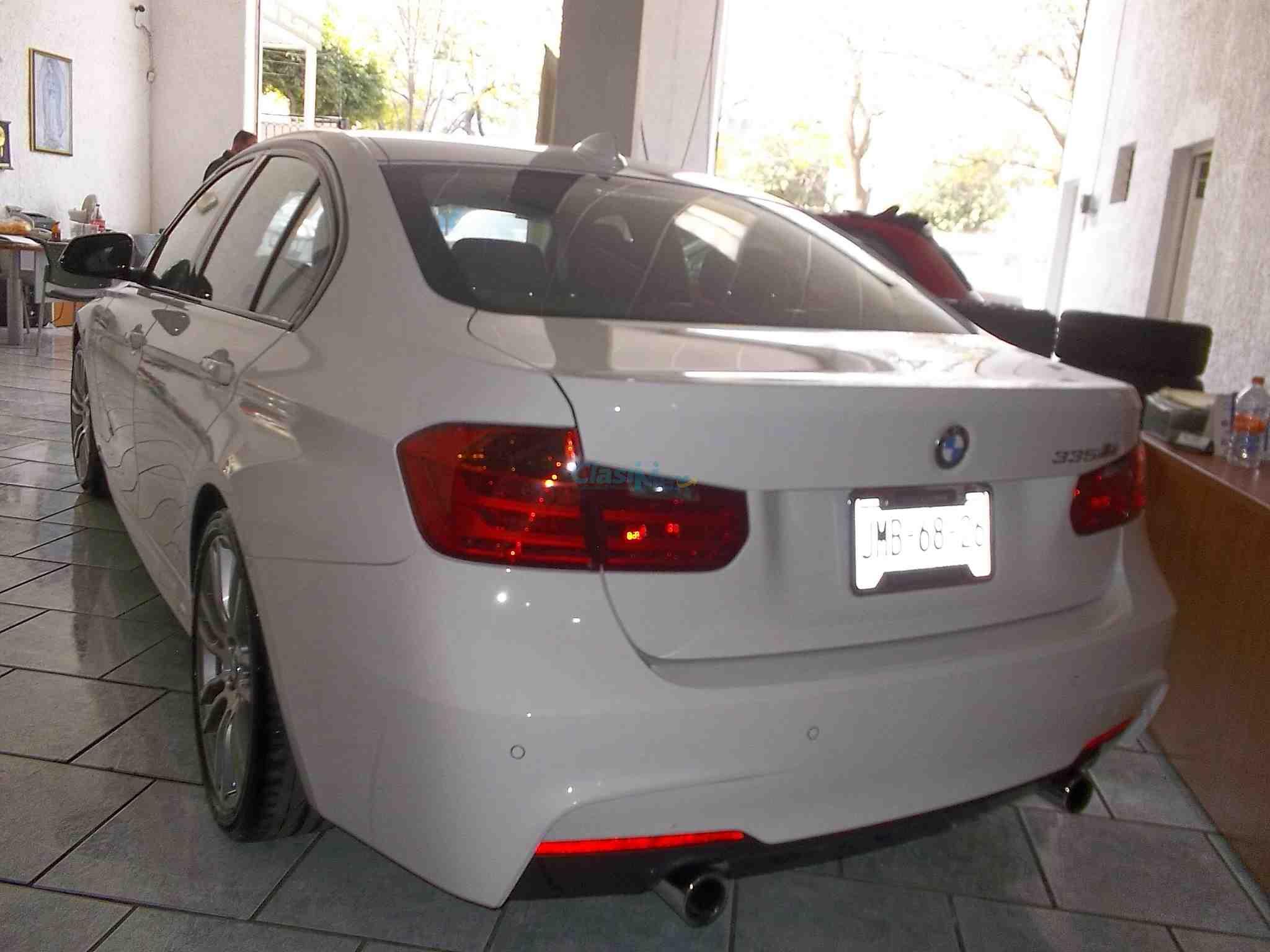 335 M Sport Blanco