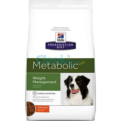 Alimento Hills Metabolic Seco Canino 12.5 Kg