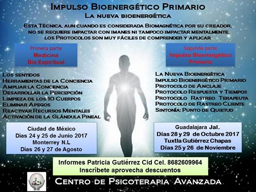 LA NUEVA BIOENERGETICA IBP.