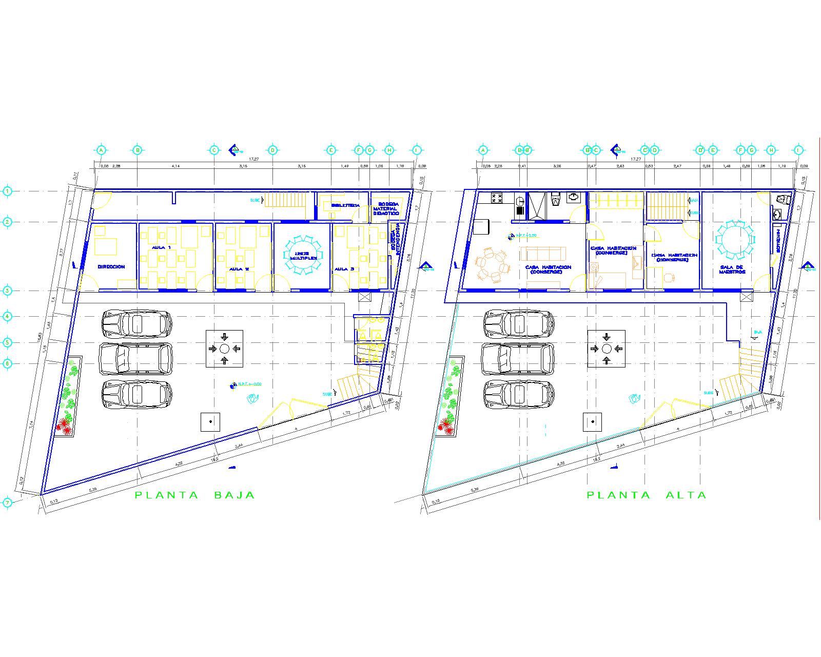 Arquitecto elaboraci n de planos para licencia de for Planos de construccion