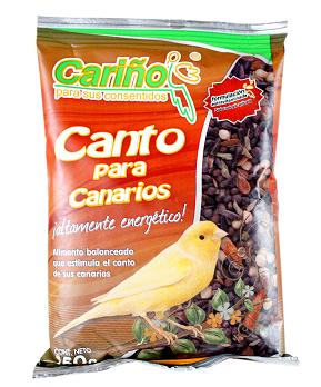Alimento Para Canarios Cariño