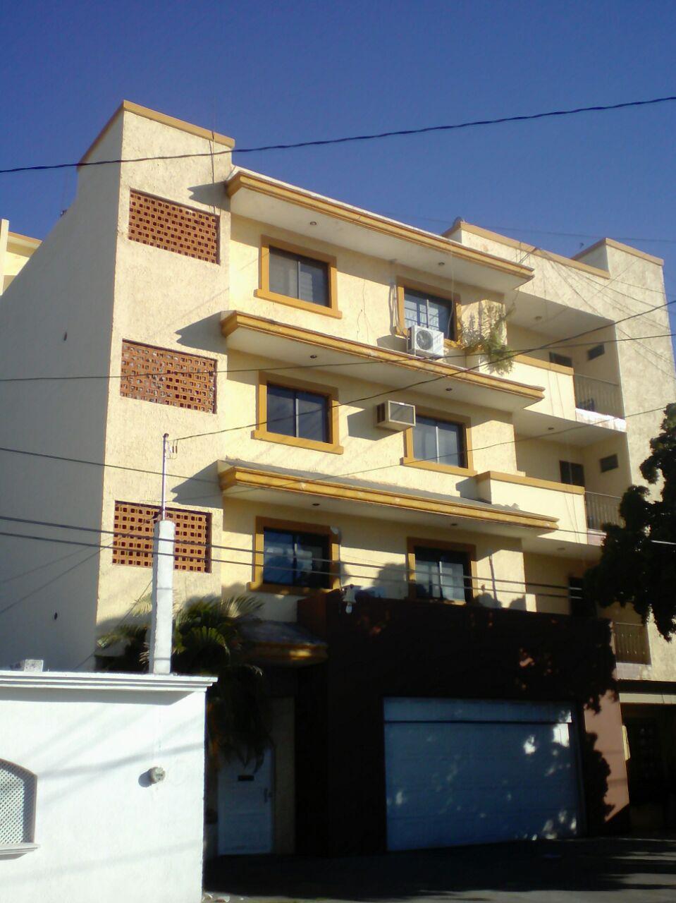 Vendo amplio departamento en Col. Chapultepec ubicación excelente