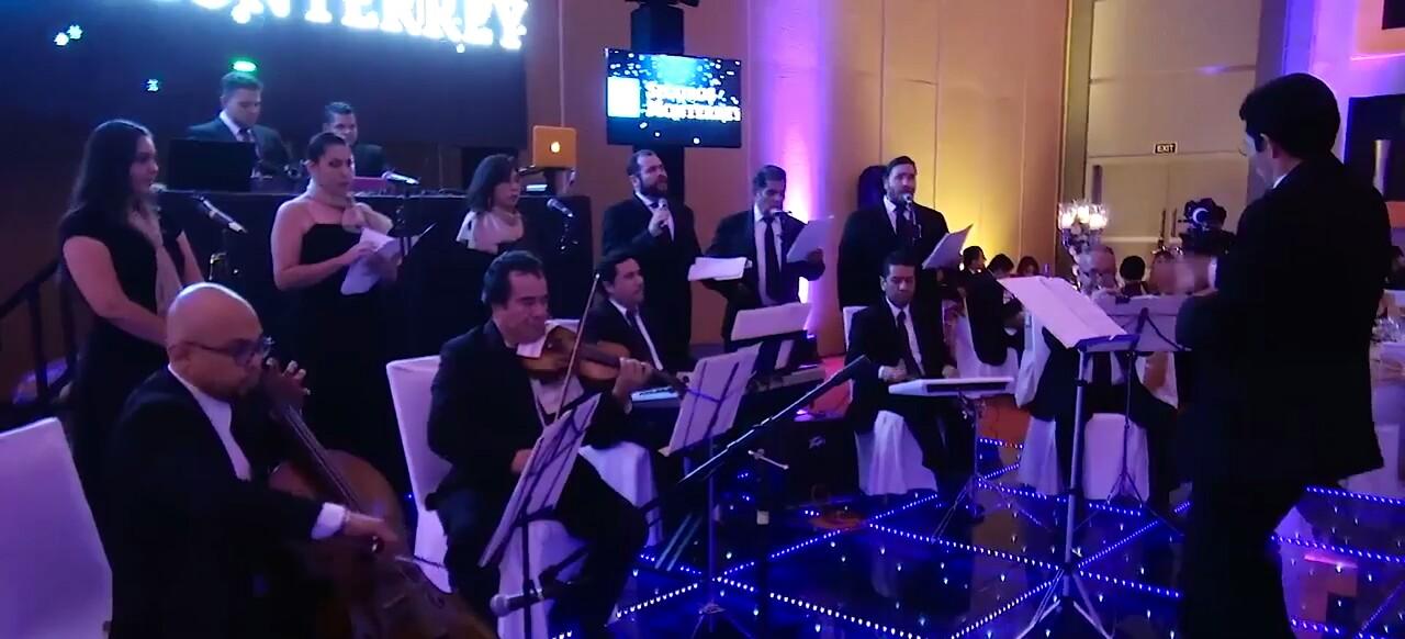 Coro y orquesta para todo tipo de eventos