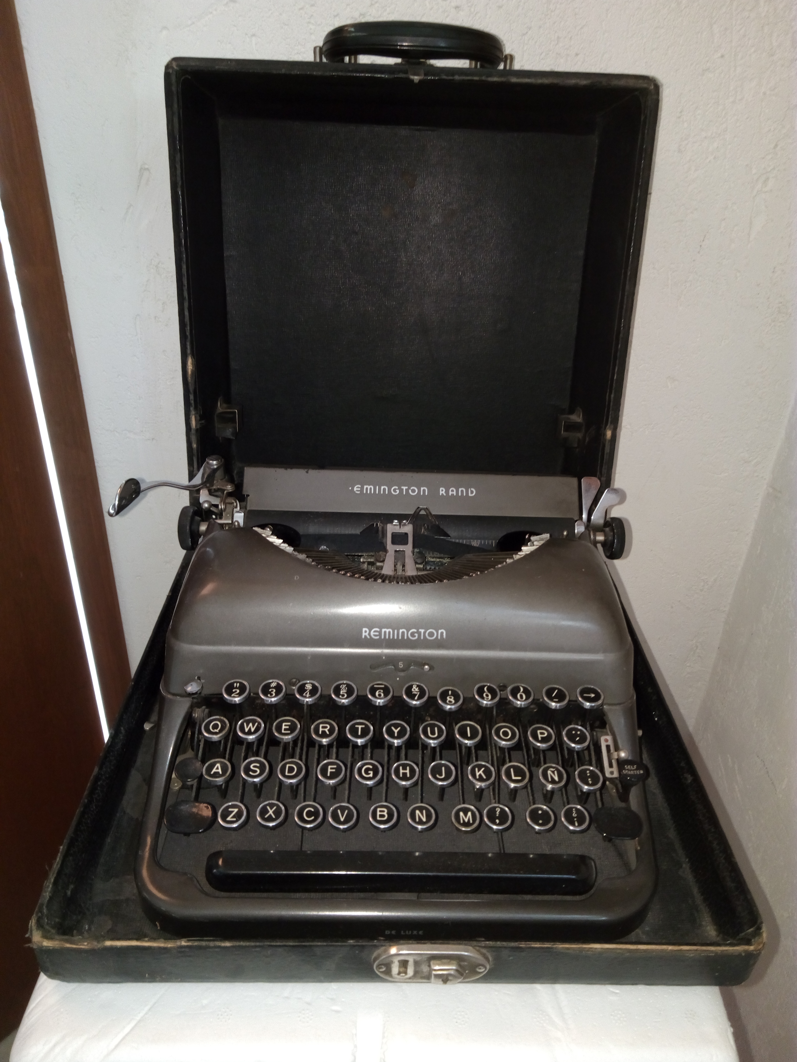 Máquina de escribir Remingtond
