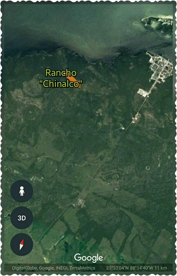 Venta Rancho Ganadero y Ecoturístico