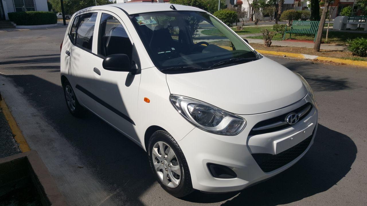 Hyundai i10 2014 Blanco