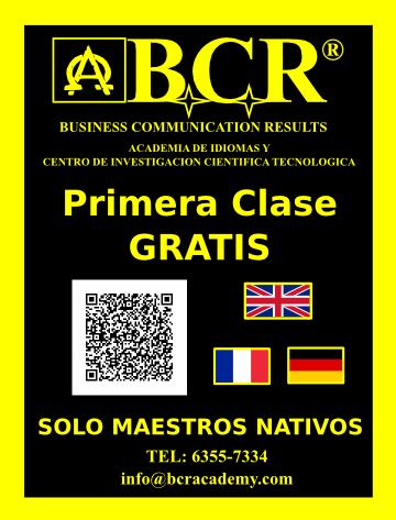Impartimos clases de los idiomas: Inglés, Francés, Alemán, Ruso, Italiano