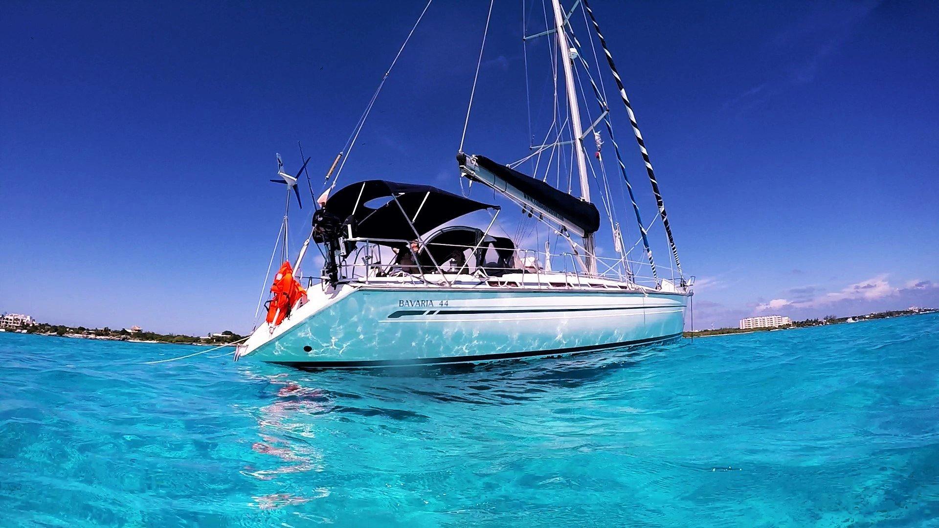 Cursos de navegación a vela en Cancún