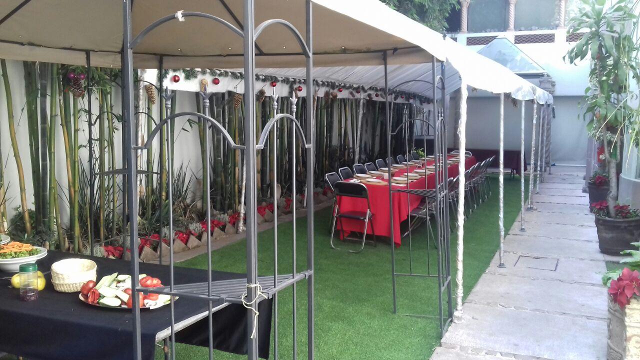 Pequeños Salones para Fiestas de Cembrinas