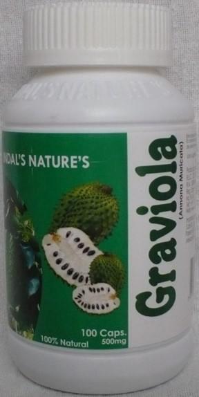 Graviola orgánica y natural