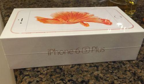 IPHONE 6S PLUS DE 128GB NUEVO