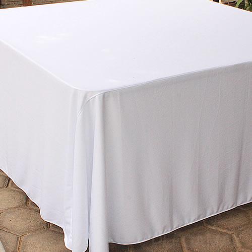 Venta de Manteles Cuadrados Blancos para Mesa Imperial Nuevos