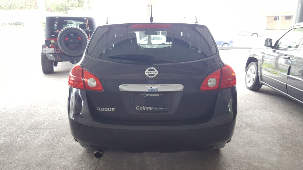 NISSAN ROUGE 2013