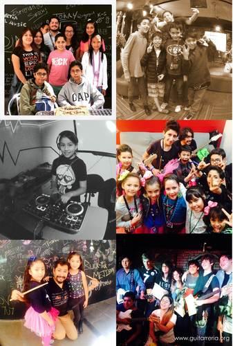 Curso De Verano para Niños y Jóvenes Especializado en Rock, Vocal y DJ