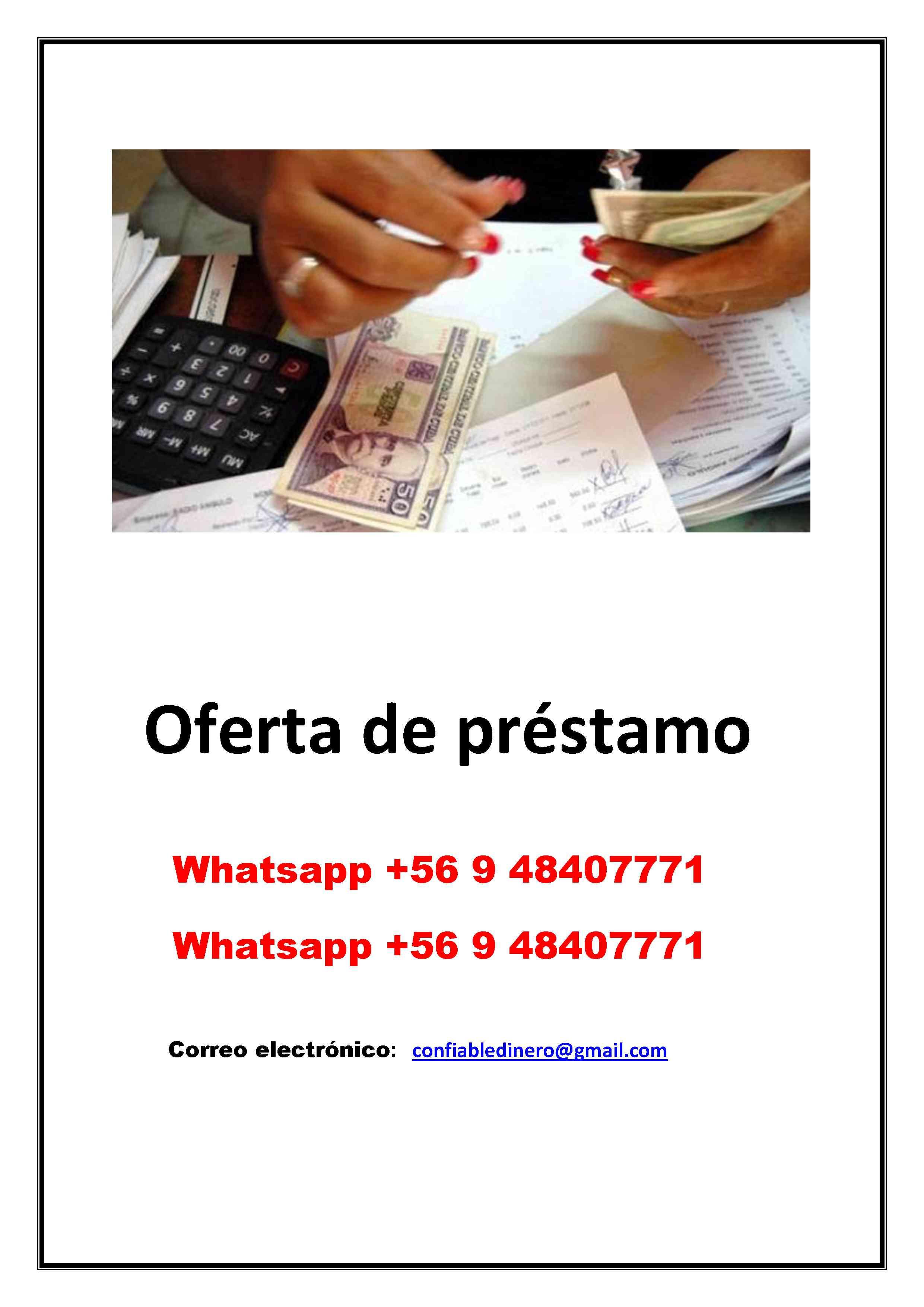 Oportunidad de negocio séguro   Whatsapp  :  +56 9 48407771