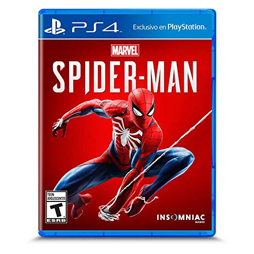 Spider-Man – Standard Edition – PlayStation 4