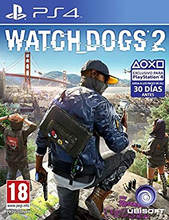 Watch Dogs 2 – PlayStation 4 – Standard Edition