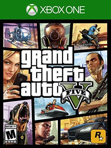 Grand Theft Auto V – Xbox One Standard Edition