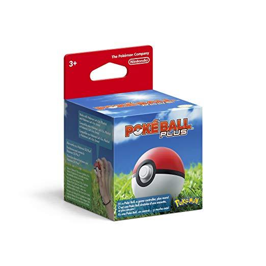 Nintendo Controller Poké Ball Plus – Standard Edition