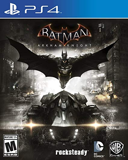 Batman: Arkham Knight – PlayStation 4 – Standard Edition