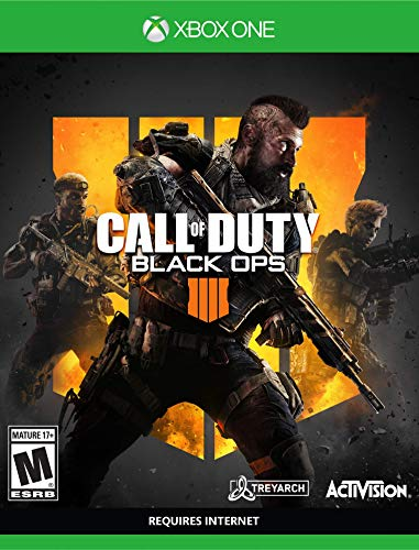 Call of Duty: Black Ops 4 – Xbox One – Standard Edition