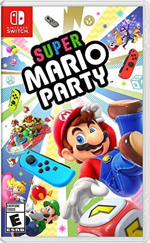 Super Mario Party – Nintendo Switch – Standard Edition