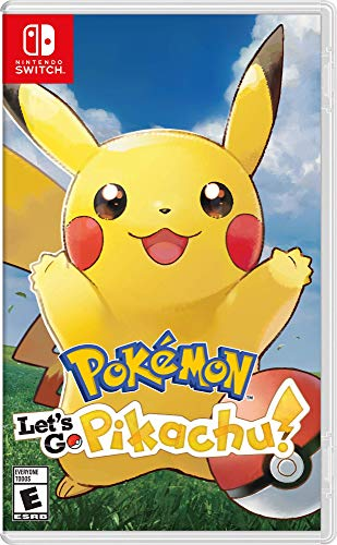 Pokémon: Let's Go, Pikachu! – Nintendo Switch – Standard Edition