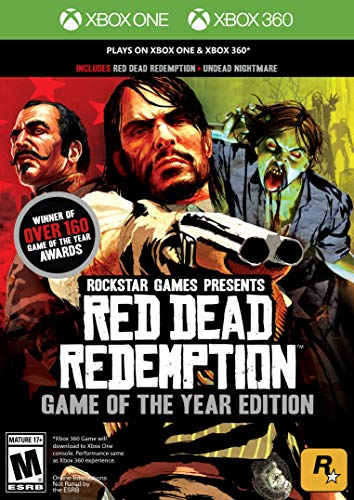 Jack of All Games Red Dead Redemption – Juego (Xbox 360) – Game Of The Year Edition