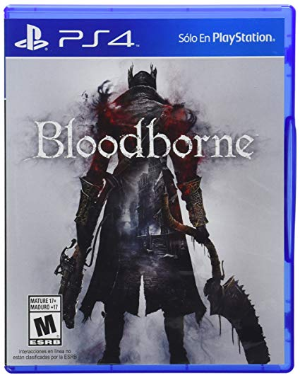 Bloodborne – PlayStation 4 – Standard Edition