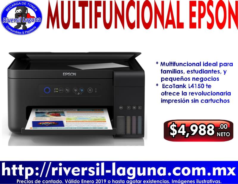 MULTIFUNCIONAL L4150