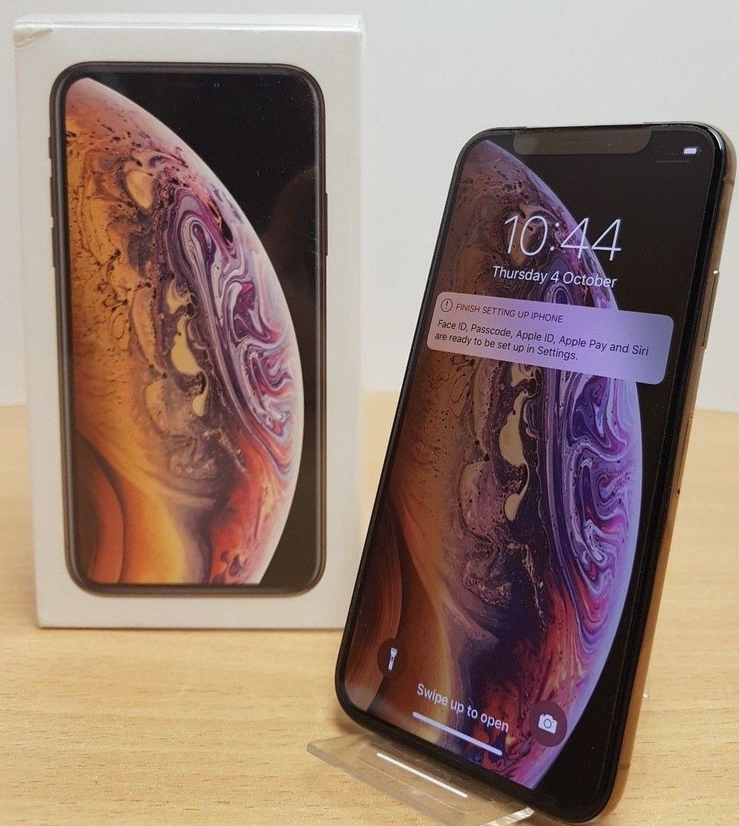 Apple iPhone XS 64GB = 400 EUR  ,iPhone XS Max 64GB = 430 EUR ,iPhone X 64GB = 300 EUR,Apple iPhone XR 64GB = 350 Euro , WHATSAPP CHAT : +27837724253
