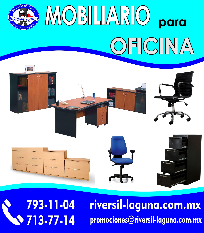 MUEBLES PARA OFICINA, PYME Y ESCUELAS