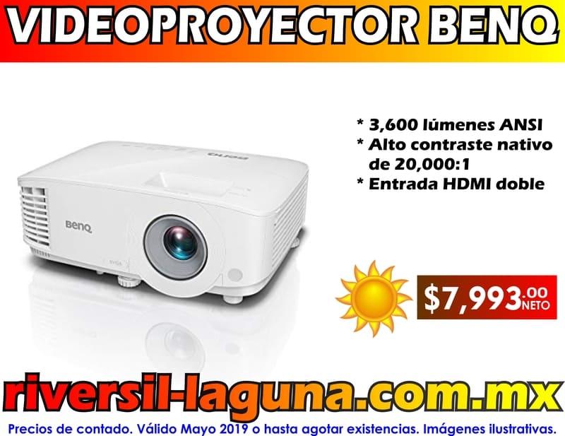 VIDEOPROYECTOR MS550 BENQ