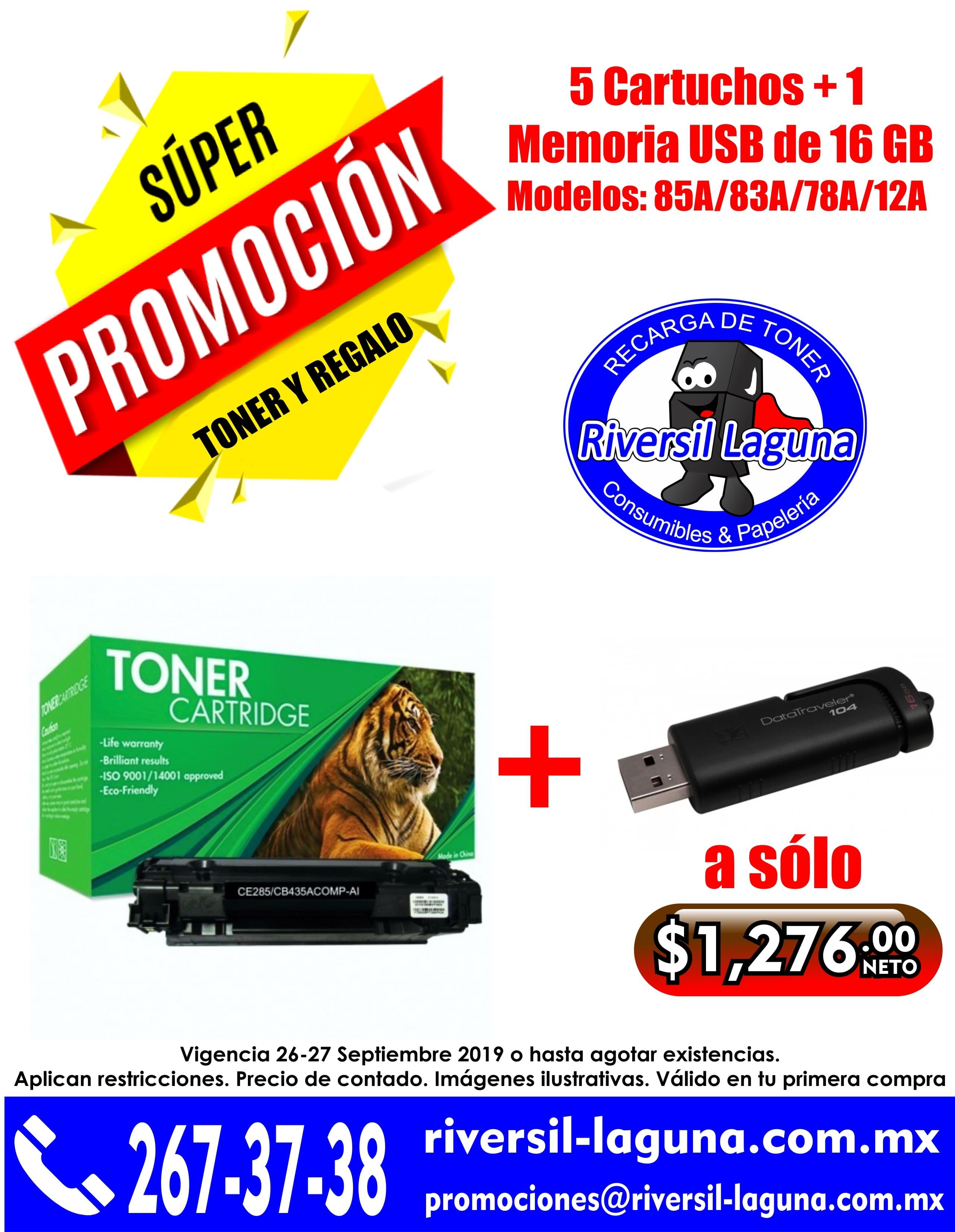 SUPER PAQUETE DE TONER COMAPTIBLE Y TINTAS
